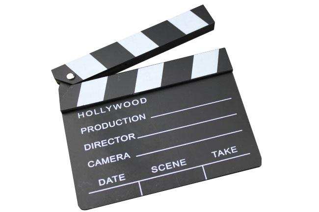 Filmová klapka malá, ELEMENTRIX (KLAP1)