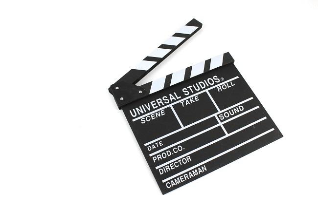 Elementrix filmová klapka veľká 3 (KLAP3)